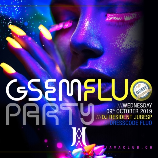 GSEM Fluo Party