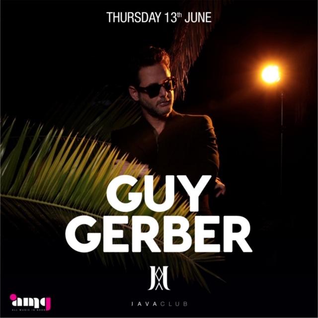 Guy Gerber