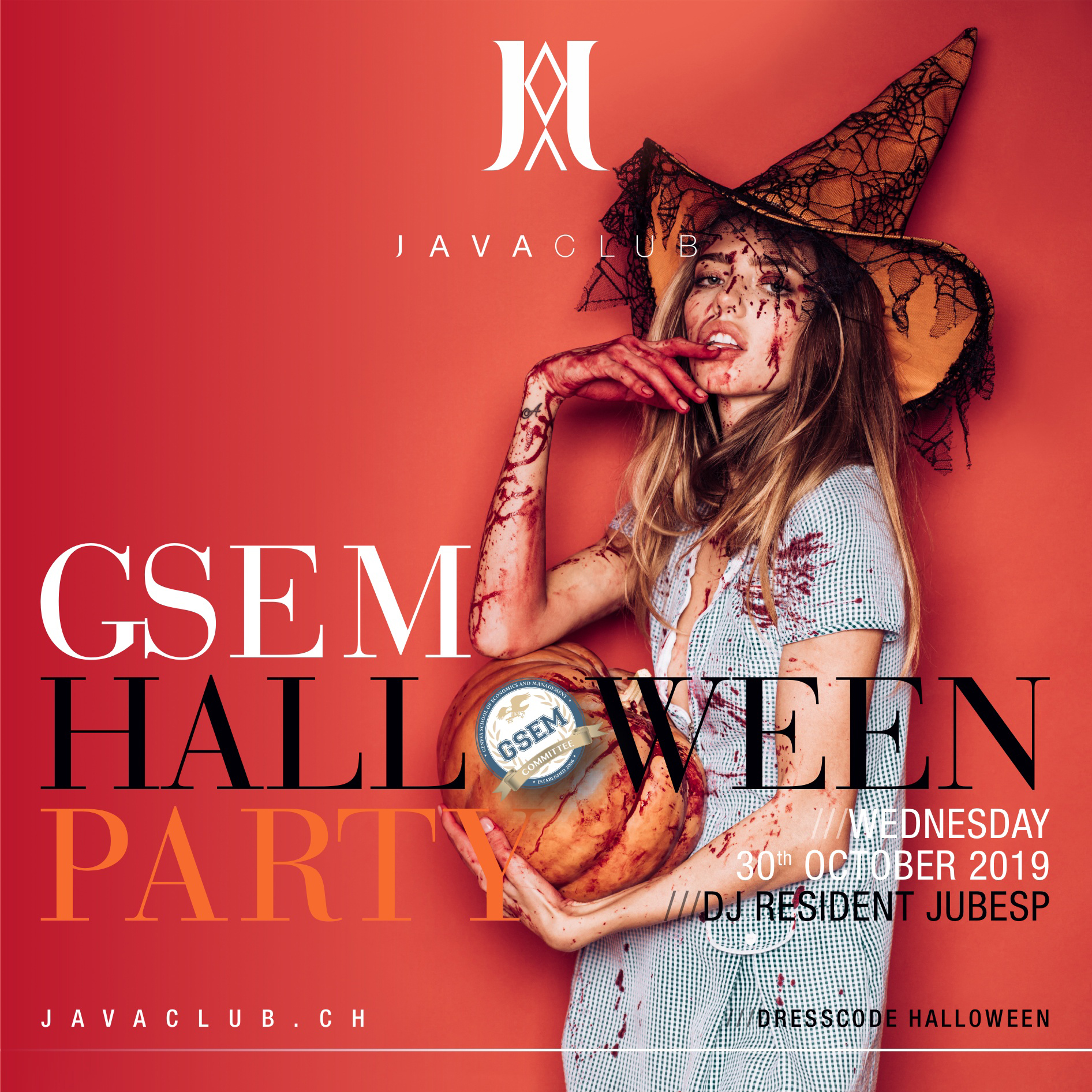 GSEM Halloween Party