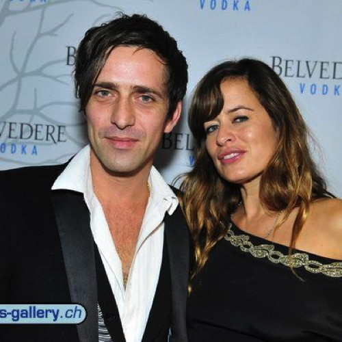 Jade Jagger & Dan Williams