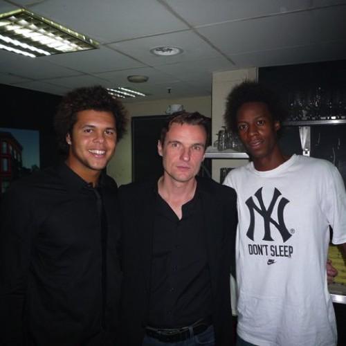 JW Tsonga & Gaël Monfils