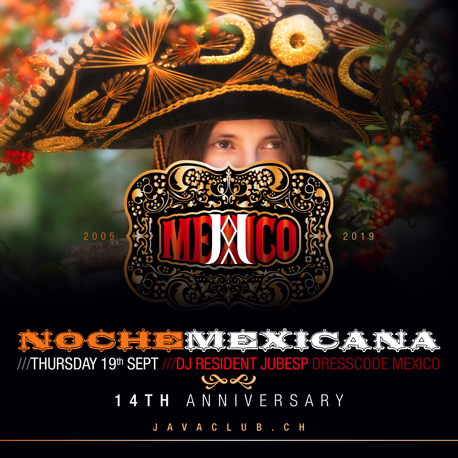 Java's 14<sup>th</sup> Birthday – Noche Mexicana