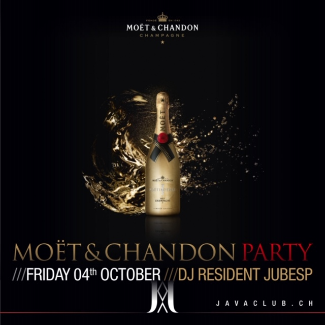 Moet & Chandon Party
