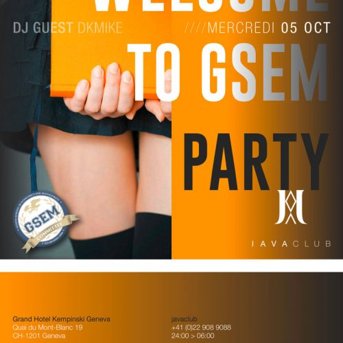 gsem-welcome