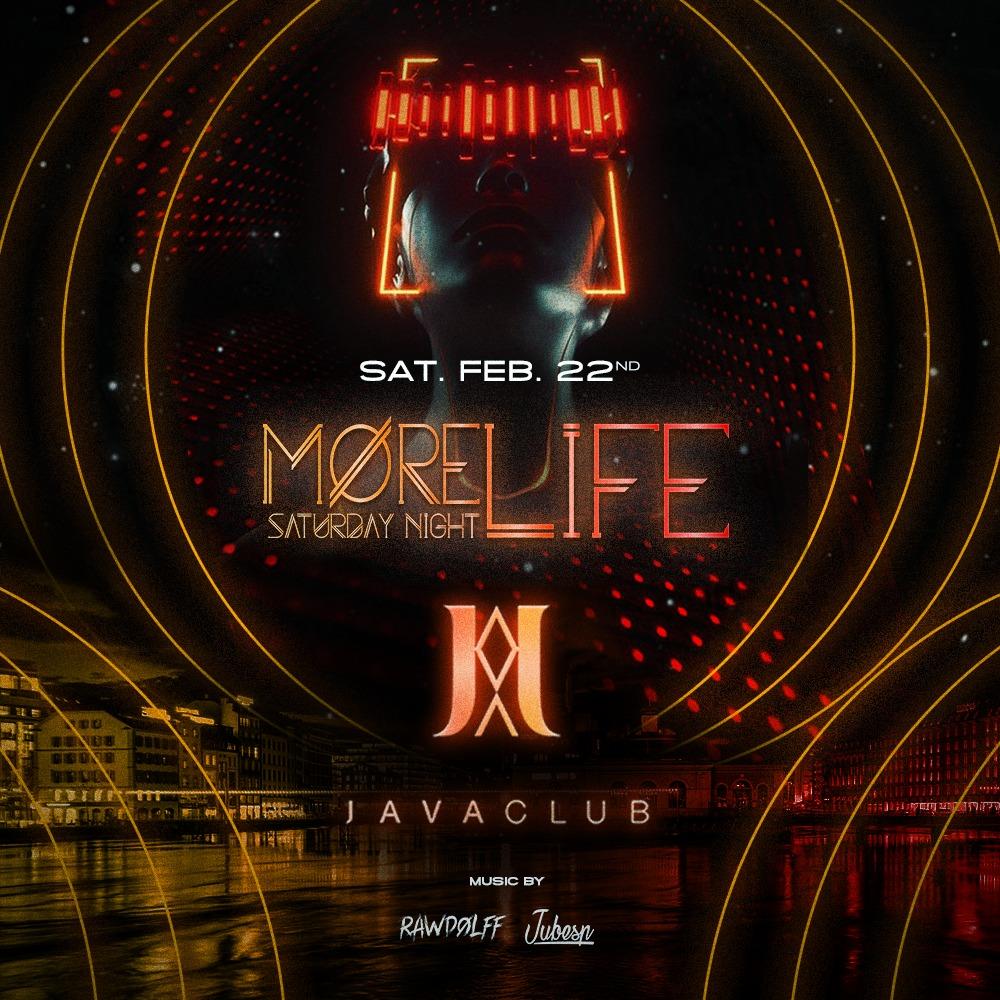 More Life x Javaclub